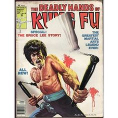 Marvel. The deadly hands of kung fu. 28.