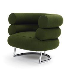 Die Bibendum Sessel Von Dem Hersteller ClassiCon Sieht Edel Und Extravagant  Aus, Dazu Ist Dieser Designersessel äußerst Bequem. Ein Echter Hingucker  Und .