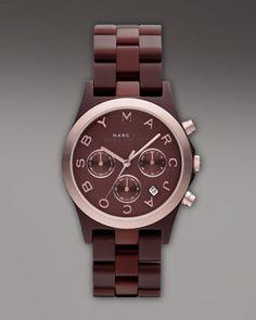 Yes! Henry Wine Aluminum Watch.