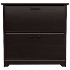 Bush Cabot Lateral Filing Cabinet - File Cabinets at Hayneedle