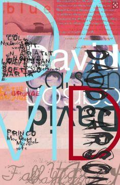 david carson graphic design