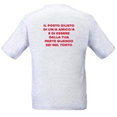 Maglietta T-shirt €27