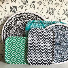 tolle Tabletts von #jolijou für #meesundmees #wohnen #Dekoration #Tablett #Decoration