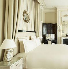 The Ritz Paris Hotel - Suite Coco Chanel - Click to read the post or pin and save for later.