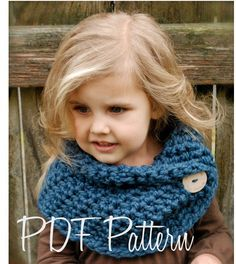This is a listing for The PATTERN ONLY for The Tuscyn Cowl    This cowl is handcrafted and designed with comfort and warmth in mind... Perfect for layering through all the seasons...    This cowl makes a wonderful gift and of course also something great for you to wrap up in too!    All patterns written in standard US terms!    *Size Toddler, Child, Adult sizes  *Any Super Bulky yarn    ***You can always contact me if you have any problems with the pattern. I am happy to help if you have any…