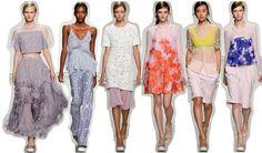 REBECCA TAYLOR Color Frambuesa: New York Fashion Week: day 3