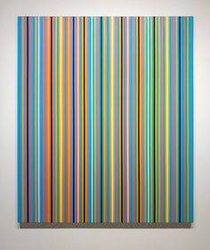 modern eccentrics: from abstract expressionism to weaving and back again… Bridget Riley Artwork, Modern Art Movements, Mark Rothko, Famous Art, Rainbow Art, Abstract Canvas Art, Still Life Photography, Geometric Art, Contemporary Paintings