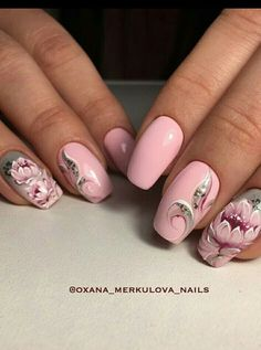 Pink floral