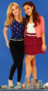 SAM Y CAT Icarly And Victorious, Jenette Mccurdy, Sam And Cat, Ariana Grande Photos, Sam E, Cat Valentine, Victoria Justice, Acacia, My Idol