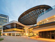 Stephen Riady Centre - DP Architects