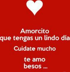 Amor Mio Te Super Amooooooooooooooo Con Toda Mi Almaaaaaa