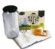 MAD MILLIE KEFIR KIT Culture Cultures Milk Cheese