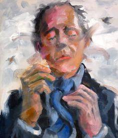 "Saatchi Art Artist Fred Bell; Painting, ""Dream"" #art"