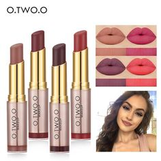 Cheap lip cosmetic, Buy Quality kit matte directly from China brand makeup lipstick Suppliers: O.TWO.O Brand Wholesale Beauty Makeup Lipstick Popular Colors Best Seller Long Lasting Lip Kit Matte Lip Cosmetics Matte Lip Gloss, Matte Makeup, Makeup Lipstick, Makeup Cosmetics, Buy Makeup, Free Makeup, Lipsticks, Liquid Lipstick, Long Lasting Matte Lipstick
