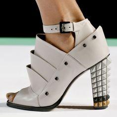 Fendi Spring 2013 Shoes