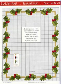 Brilliant Cross Stitch Embroidery Tips Ideas. Mesmerizing Cross Stitch Embroidery Tips Ideas. Xmas Cross Stitch, Cross Stitch Borders, Cross Stitch Flowers, Cross Stitch Charts, Cross Stitch Designs, Cross Stitching, Cross Stitch Embroidery, Cross Stitch Patterns, Christmas Table Cloth