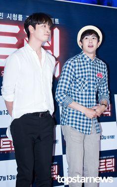 [HD포토] 투피엠(2PM) 황찬성-닉쿤 눈 호강하는 비주얼 #topstarnews