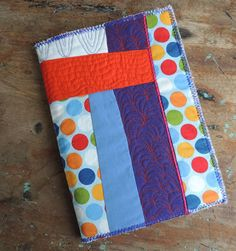 Textile Art Journal, Quilted, Circus