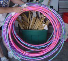 Hula Hoops - simple fun