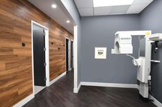 This portfolio is about Sarubin family dentistry interior design in PIKESVILLE MD Interior Design Portfolios, Office Interior Design, Office Interiors, Dental Cabinet, Office Waiting Rooms, Dental Office Design, Family Dentistry, Hallway Designs, Front Office
