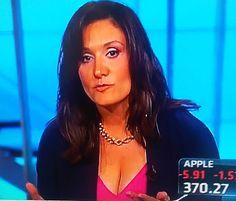 Michelle caruso cabrera real photo tits