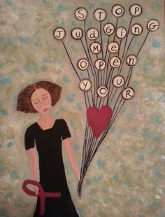 HIV Artwork II by Jonessa