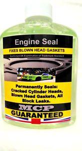 STEEL SEAL HEAD GASKET SEALER ,MCP,,PRO-ENGINE SEAL,, 16 OZ ,, 4 CYLINDERS,,MCP | eBay