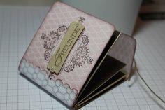 Minialbum/Fotoalbum mit Stempelset Zeichen der Liebe und Designerpapier Vintage-Mix, Bild5, gebastelt mit Produkten, Stempeln und Stanzen von Stampin' Up!