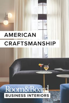 More than 90% of our products are manufactured in America using top-quality U.S. and imported materials. Working within the U.S. means the best quality and fastest delivery for you, with the least environmental impact for all. 2 Piece Sectional Sofa, Retail Space, Modern Spaces, Commercial Interiors, Home Living Room, Beautiful Places, Projects To Try, Mid Century, Delivery