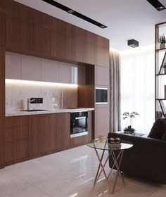 Visualization of apartment on Behance