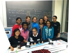 Girls LEGO Robotics Club, Boston area