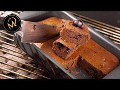 Schneller Schokoladenkuchen vom Grill, sehr einfaches Rezept mit Kirschen - YouTube