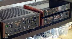 Sony TA-F800ES + CDP-552ESDII + DTC-1000ES | Flickr - Photo Sharing!