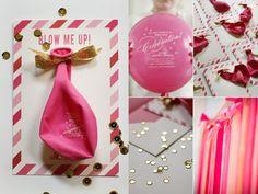 Baloon Invitation