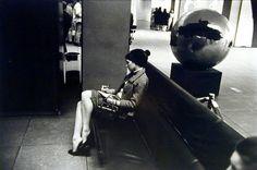 Garry Winogrand (1928-1984) street photographer born in New York