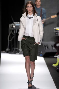 Rebecca Minkoff Fall 2013 Ready-to-Wear Fashion Show