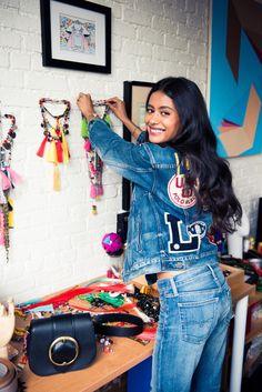 How Jewelry Designer Arpana Rayamajhi Stays Inspired  | Coveteur.com