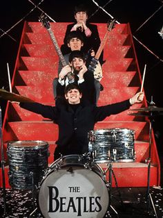 The Beatles ...they were really something!