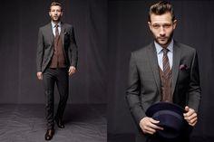 Simons Autumn/Winter 2014 Men's Lookbook   FashionBeans.com