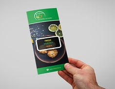 "Check out new work on my @Behance portfolio: ""Eat Better Trifold Brochure""…"