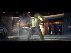 The Avengers - Puny God Scene - Hulk  Best scene in a movie in a long time!!!