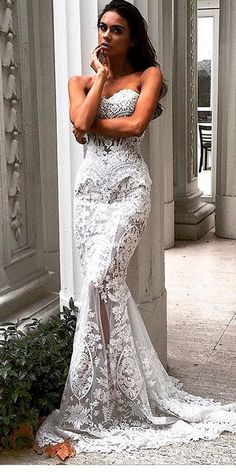 30 Strapless Wedding Dresses Which You Need To See. Wedding ShoesWedding DayWedding  GownsBridal GownsGroom AttireWedding Dress ... 5e2ba41647d8