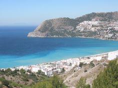 La Herradura, Spain Sierra Nevada, Granada, Wish You Are Here, Andalucia, Photo Postcards, Places Ive Been, Costa, Portugal, Surfing