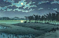 Hasui Kawase Konuma Hiroura, Mito