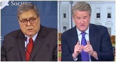 'He's just a liar': MSNBC's Morning Joe bodyslams Bill Barr's 'outrageous' speech attacking Democrats – Raw Story Andrew Mccarthy, Conservative Values, Joe Scarborough, Colleges In Florida, Fox News Hosts, Media Bias, Morning Joe, He Said That, Mainstream Media