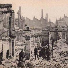 Accadde Oggi: 11 Gennaio 1916 - A LILLE LA CATASTROFE DEI 18 PONTI