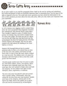 Mystery of History Volume Lesson 90 Ancient World History, World History Lessons, Study History, Mystery Of History, Back To School Worksheets, Art Worksheets, Printable Worksheets, 6th Grade Social Studies, Teaching Social Studies