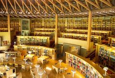 Akita's Nakajima Library: One of the Most Beautiful Libraries in Japan