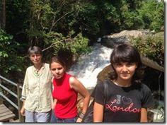 Lata Berembun et Jarum waterfalls