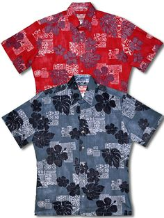 5891c986a Hawaiian Shirts | MauiShirts | Family Alohawear | MauiShirts | Best Prices,  Largest Selection Tropical